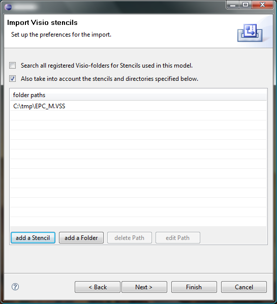 how to get file extension in visio